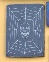 Skull-in-web